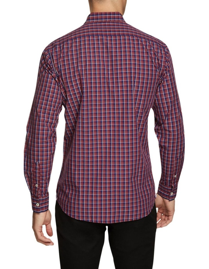Stratton Regular Fit Checked Shirt image 3