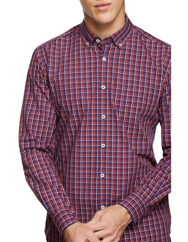 Stratton Regular Fit Checked Shirt image 4