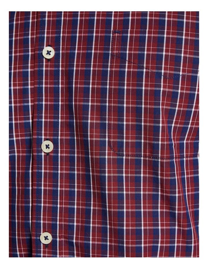 Stratton Regular Fit Checked Shirt image 6
