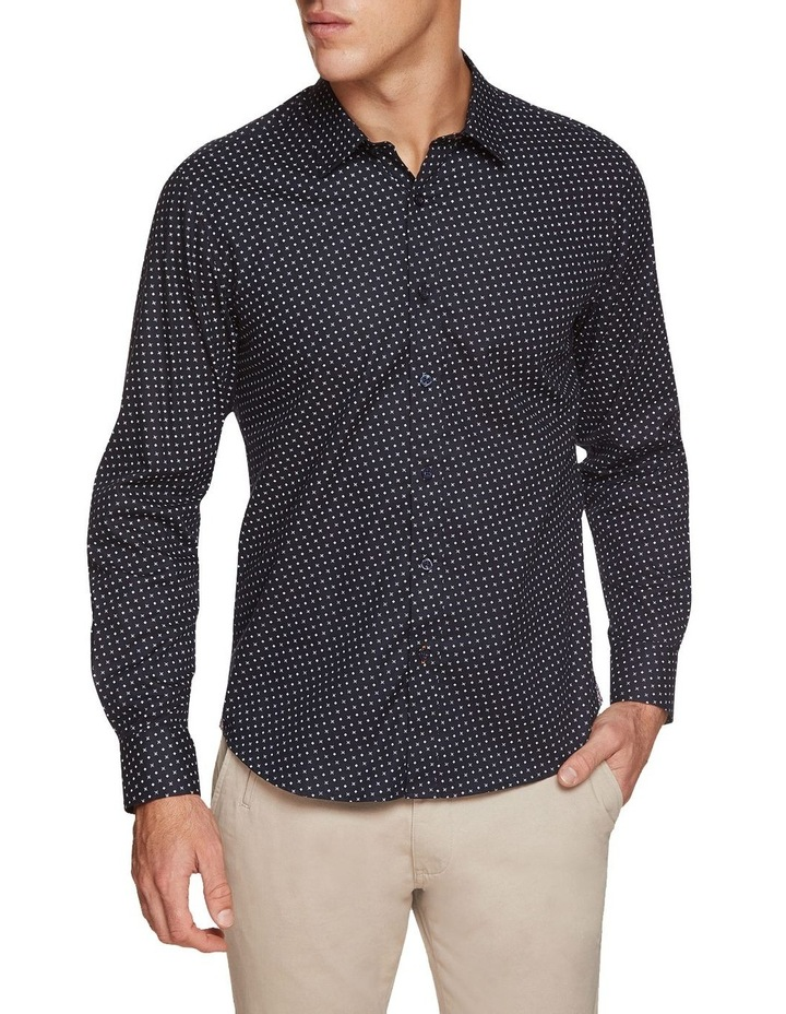 Kenton Poker Printed Shirt image 1