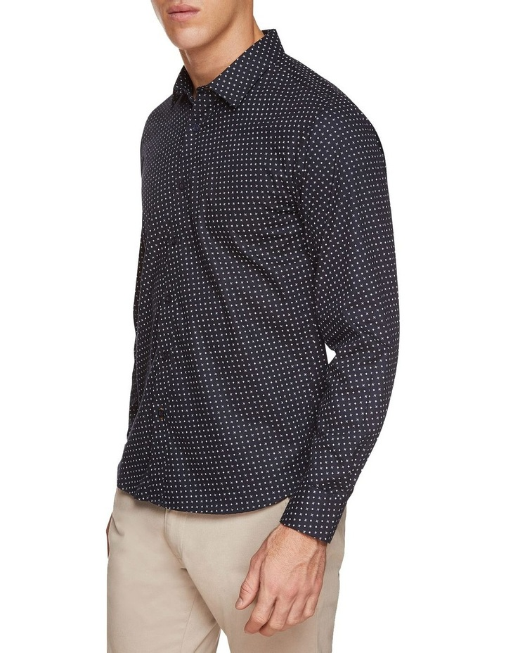 Kenton Poker Printed Shirt image 2