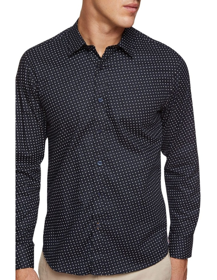Kenton Poker Printed Shirt image 4