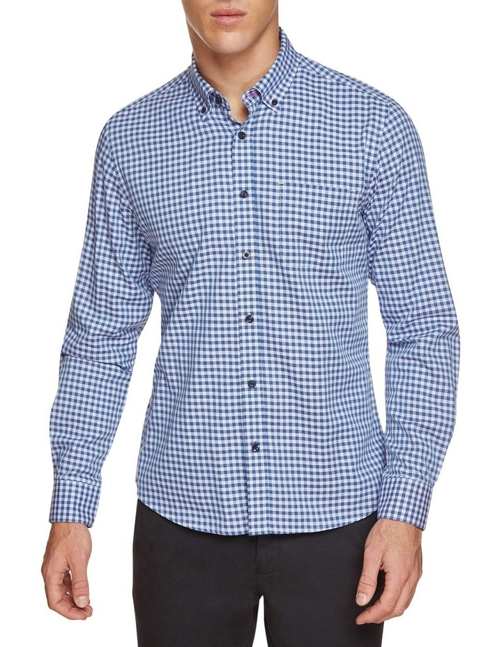 Stratton Twill Checked Shirt image 1