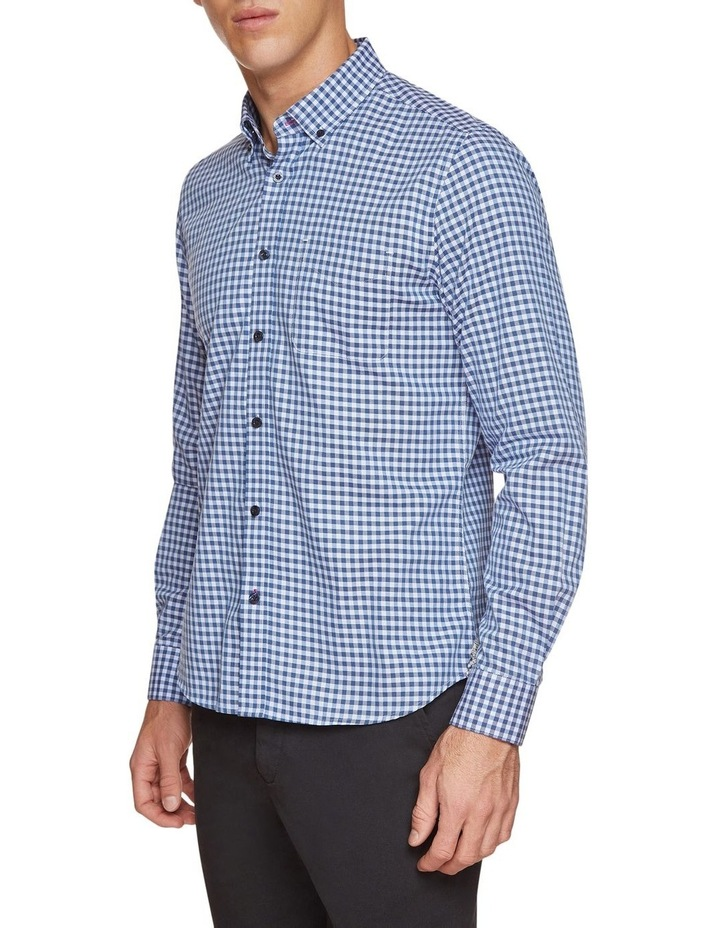 Stratton Twill Checked Shirt image 2