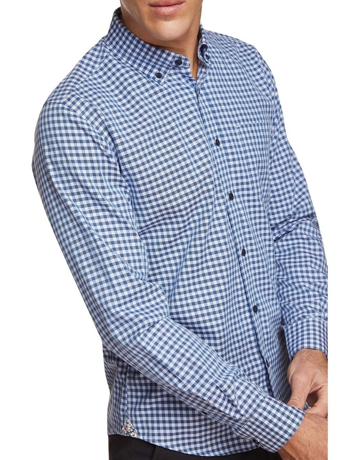 Stratton Twill Checked Shirt image 4