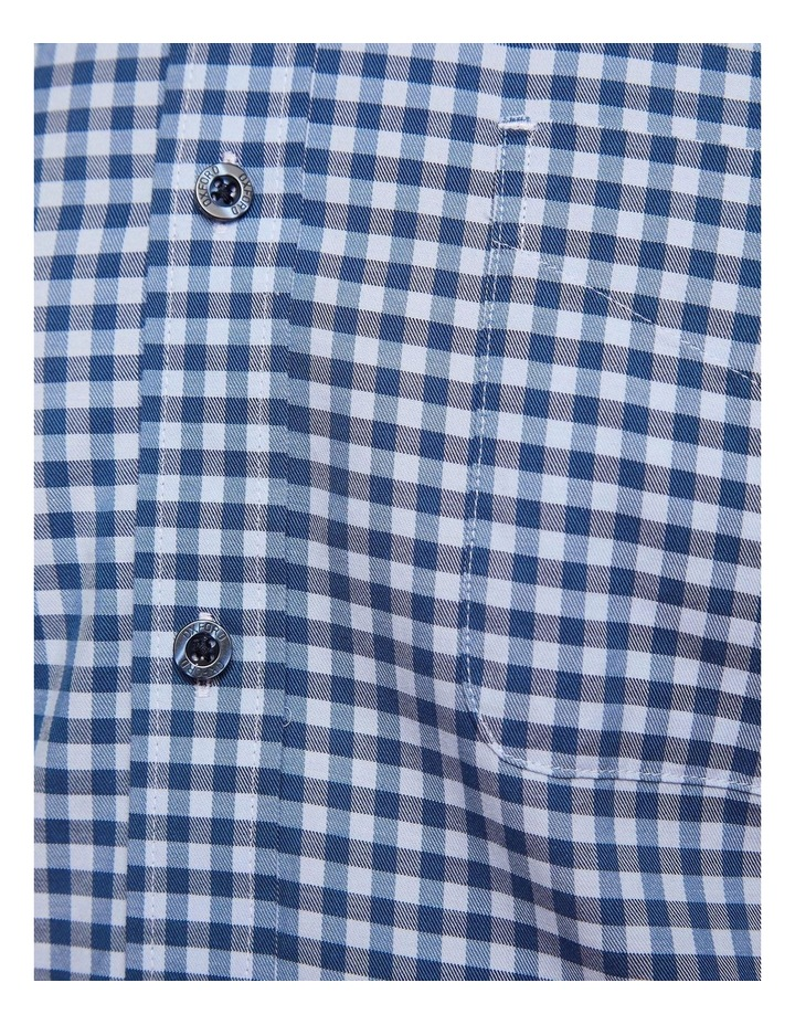 Stratton Twill Checked Shirt image 6