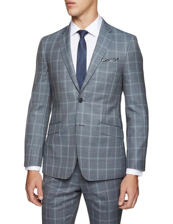 New Hopkins Wool Checked Jacket image 1