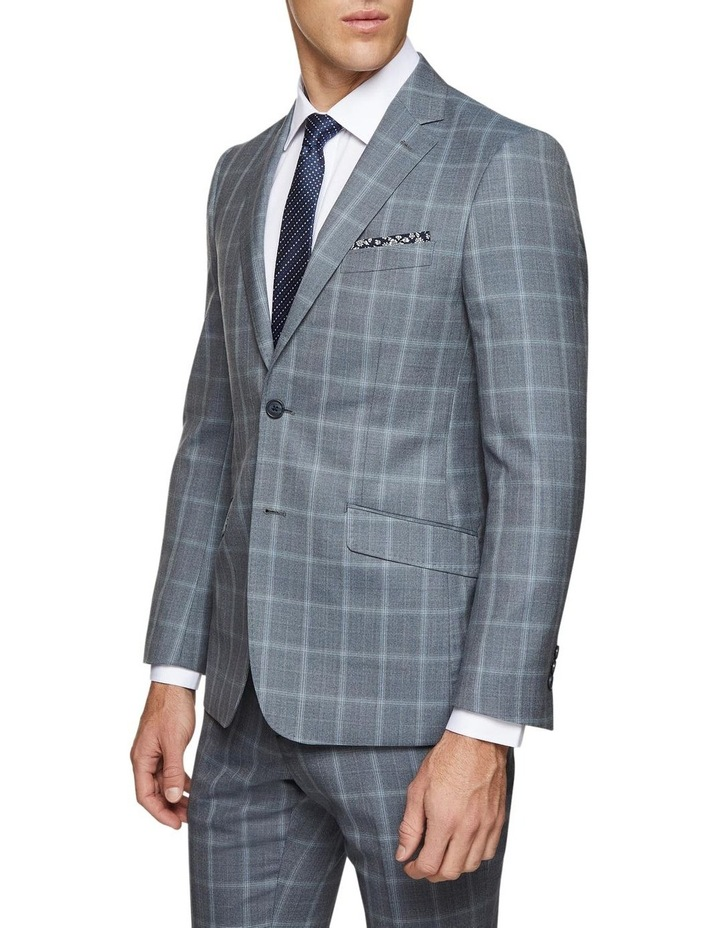 New Hopkins Wool Checked Jacket image 2