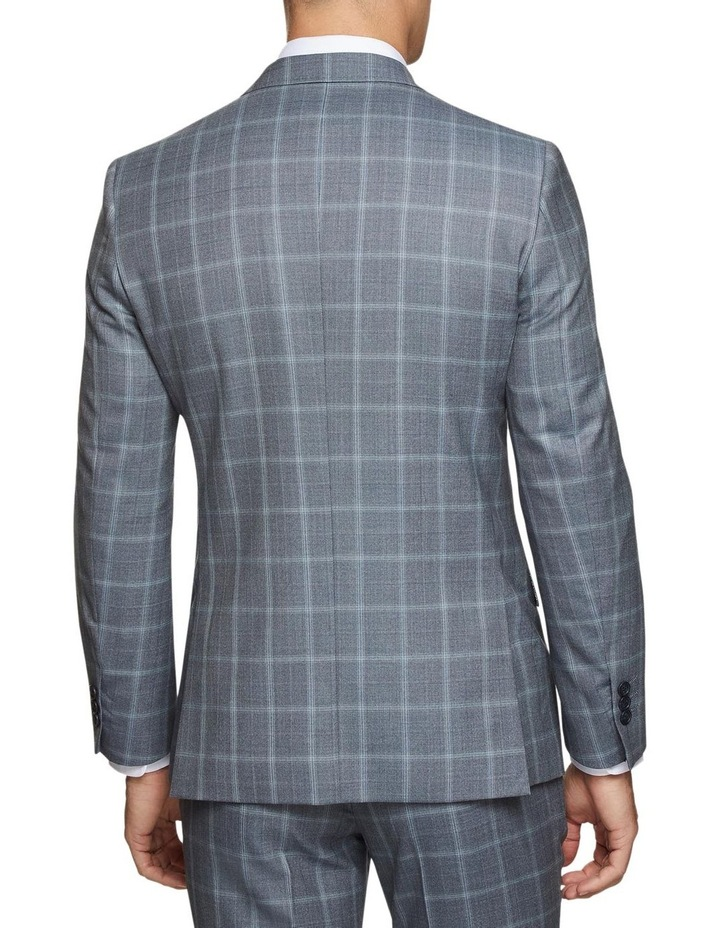 New Hopkins Wool Checked Jacket image 3