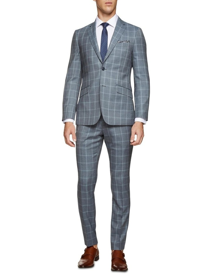 New Hopkins Wool Checked Jacket image 5
