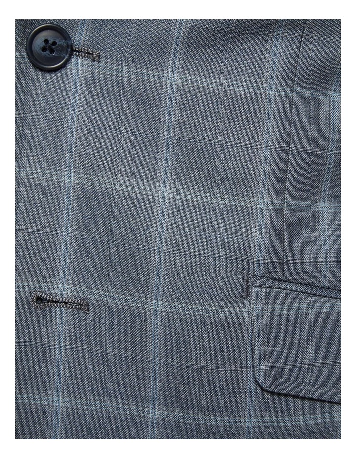New Hopkins Wool Checked Jacket image 6
