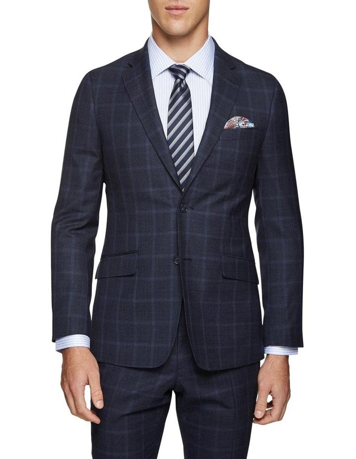 New Hopkins Wool Checked Jacket image 1