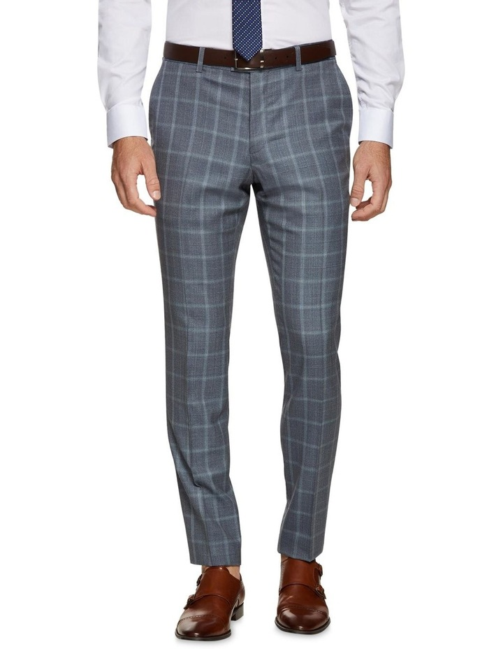 Hopkins Wool Checked Trousers image 1