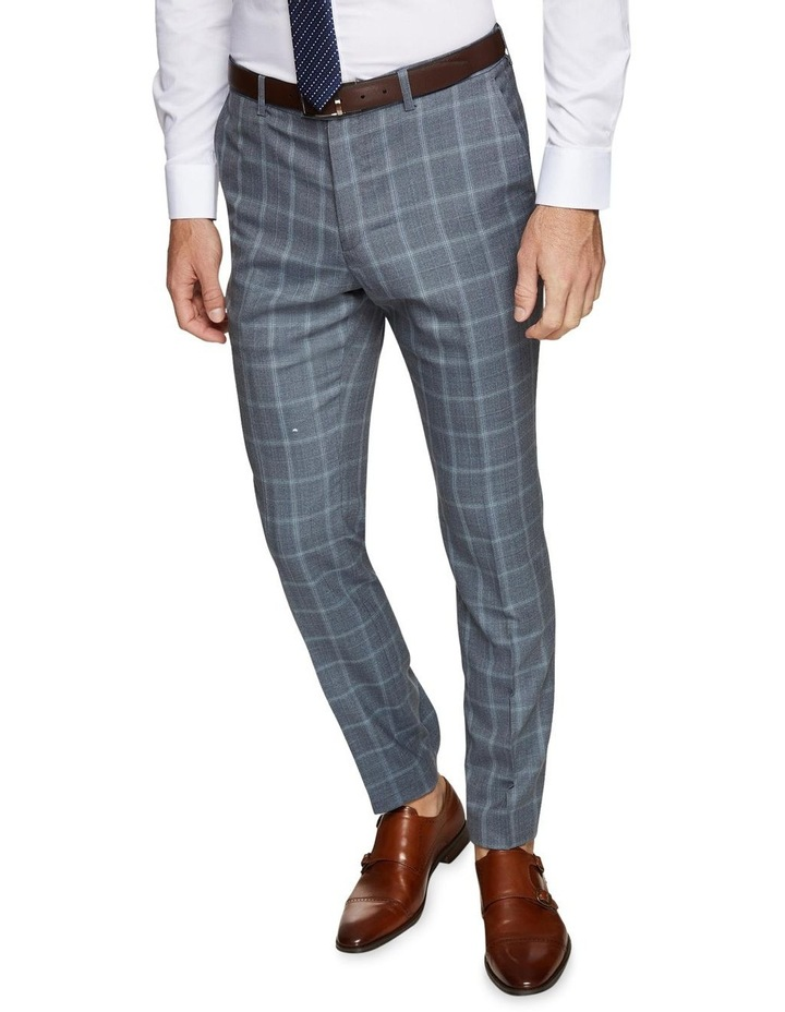 Hopkins Wool Checked Trousers image 4