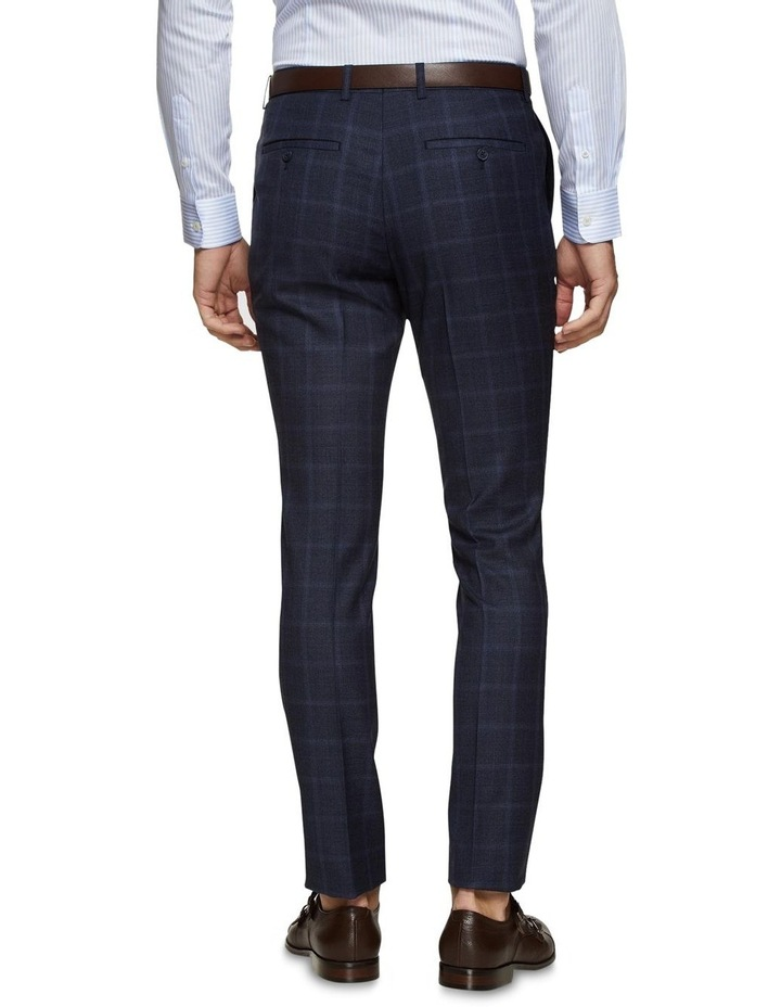 Hopkins Wool Checked Trousers image 3