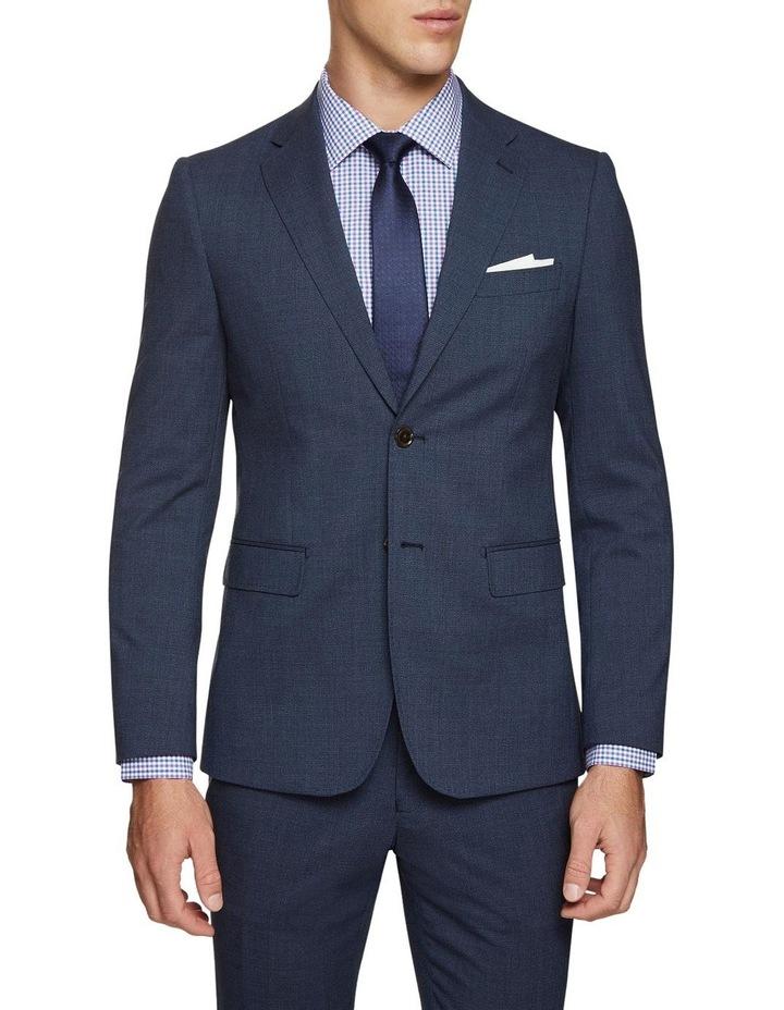 Byron Wool Stretch Suit Jacket image 1