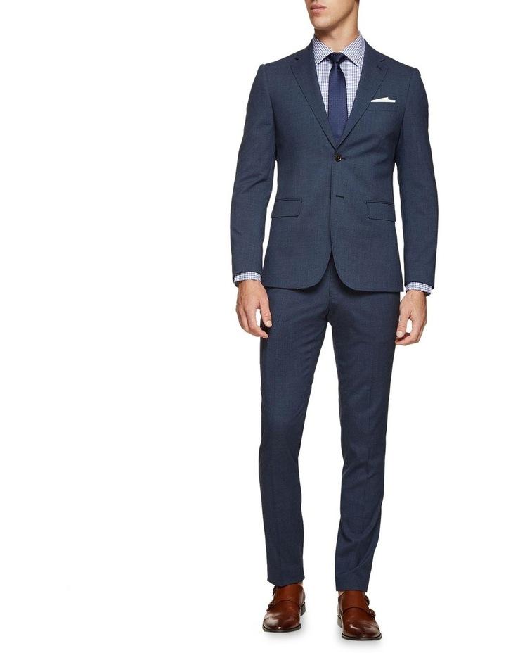 Byron Wool Stretch Suit Jacket image 5