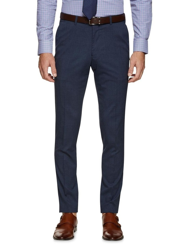 Byron Wool Stretch Suit Trousers image 1