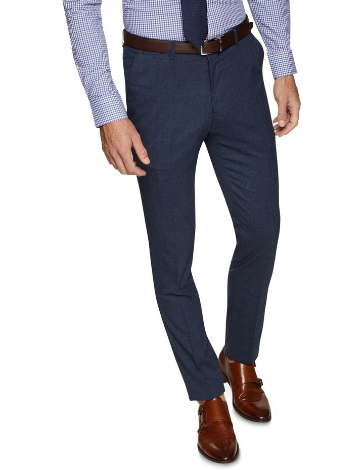 Byron Wool Stretch Suit Trousers image 4