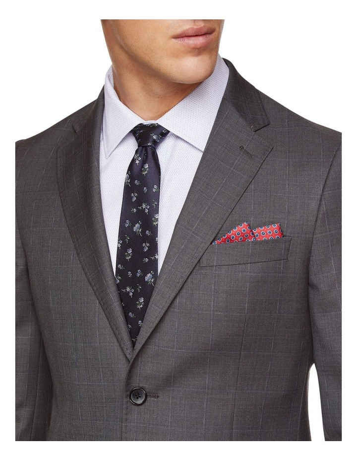 Byron Wool Stretch Checked Jacket image 4