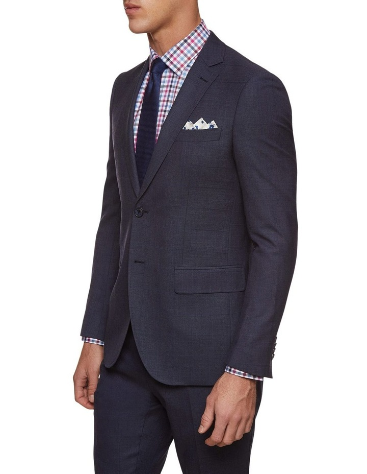 Auden Wool Checked Suit Jacket image 2
