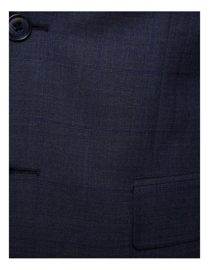 Auden Wool Checked Suit Jacket image 5