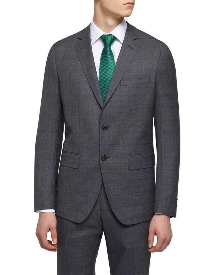 Auden Wool Checked Suit Jacket image 1