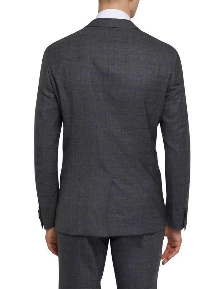 Auden Wool Checked Suit Jacket image 3