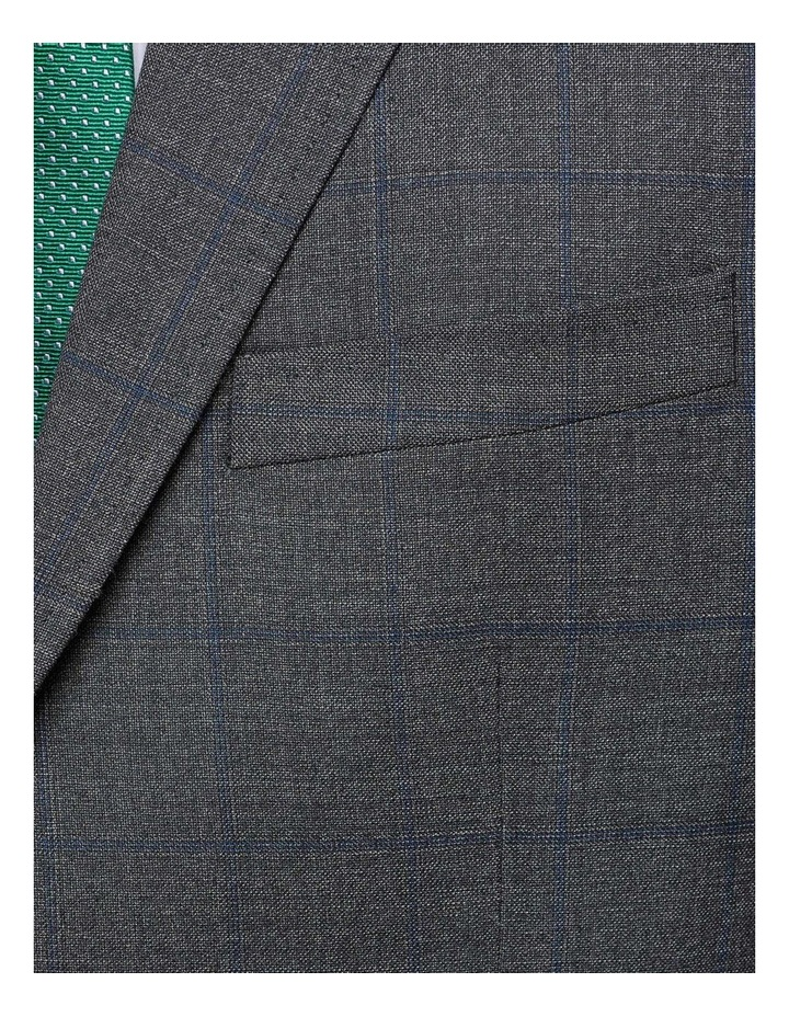 Auden Wool Checked Suit Jacket image 6