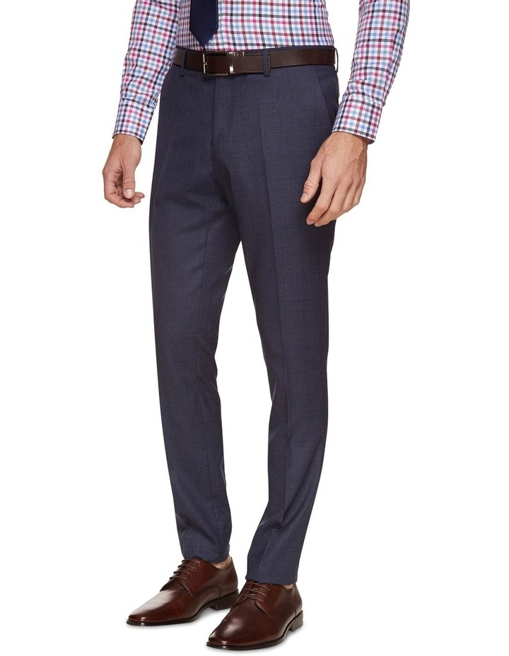 Auden Wool Checked Suit Trousers image 2