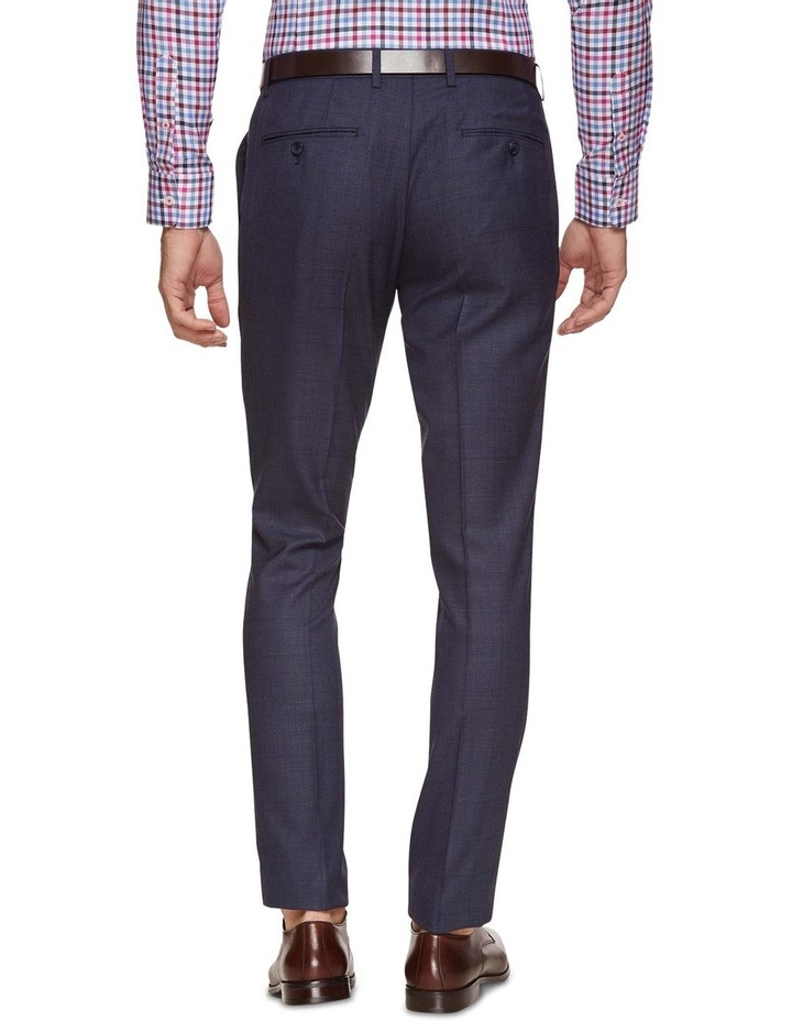 Auden Wool Checked Suit Trousers image 3