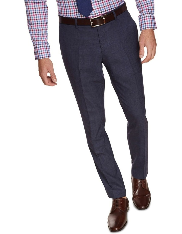 Auden Wool Checked Suit Trousers image 4