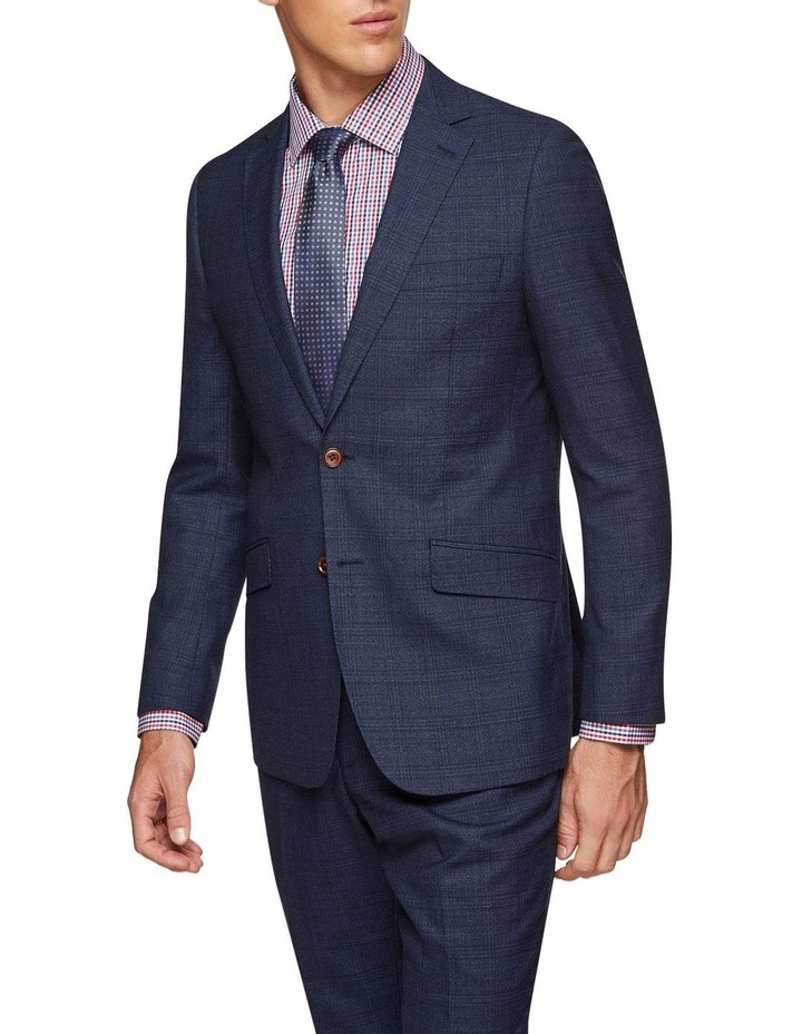 New Hopkins Wool Check Suit Jacket image 2