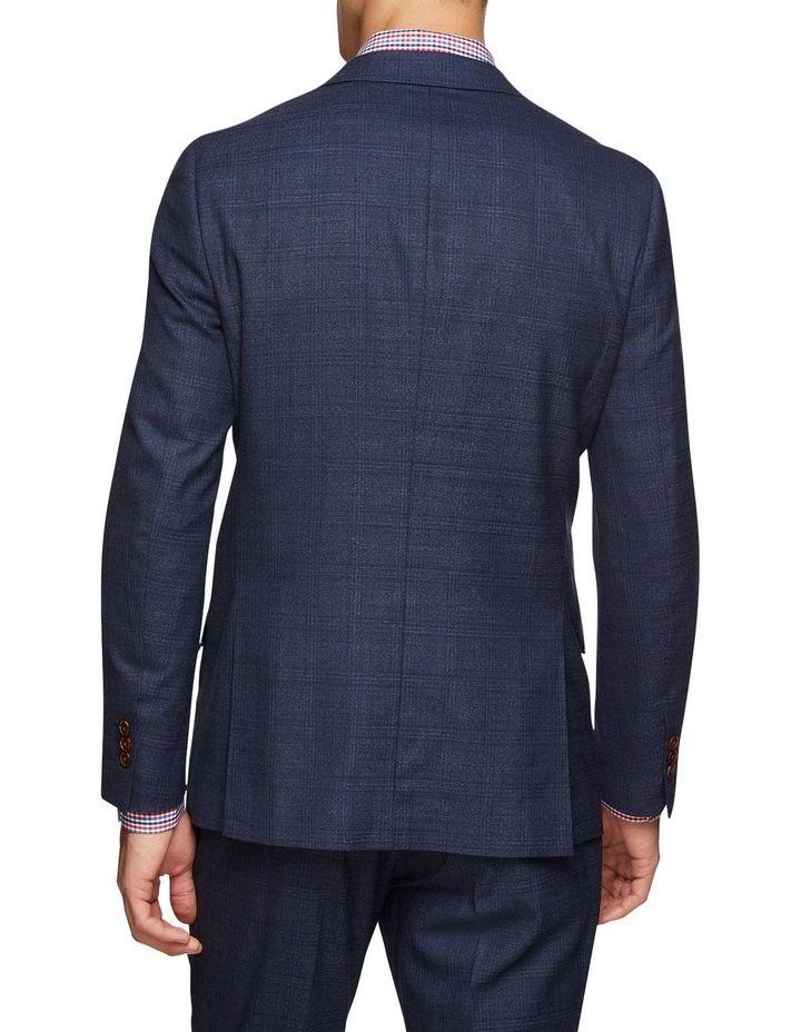 New Hopkins Wool Check Suit Jacket image 3