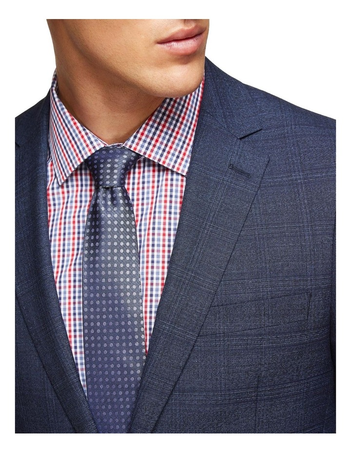 New Hopkins Wool Check Suit Jacket image 4