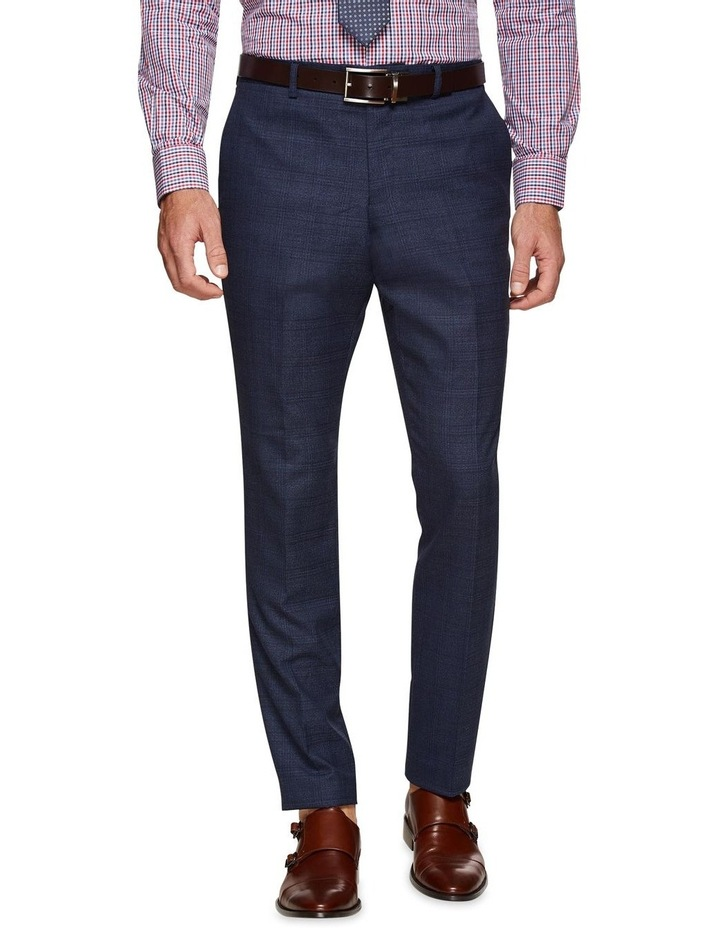 Hopkins Wool Check Suit Trousers image 1