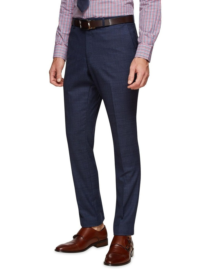 Hopkins Wool Check Suit Trousers image 2