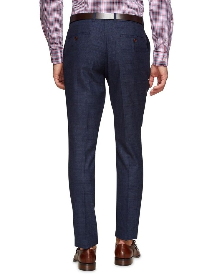Hopkins Wool Check Suit Trousers image 3