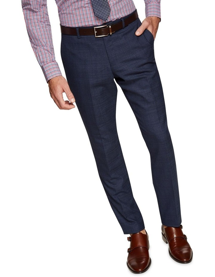 Hopkins Wool Check Suit Trousers image 4