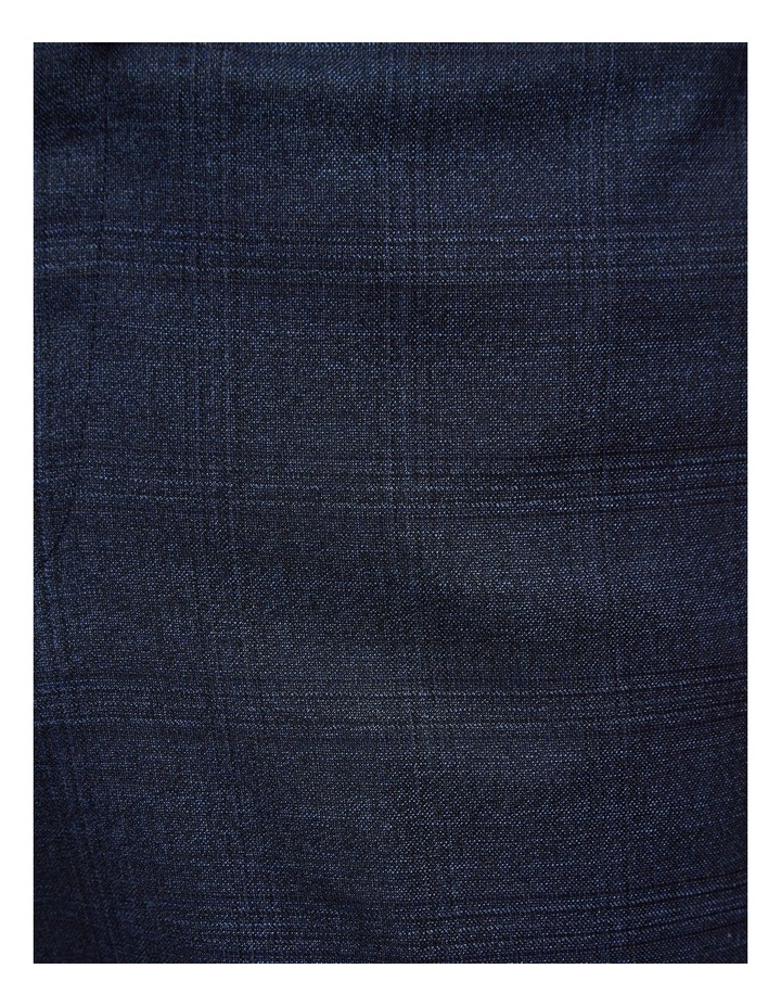 Hopkins Wool Check Suit Trousers image 6