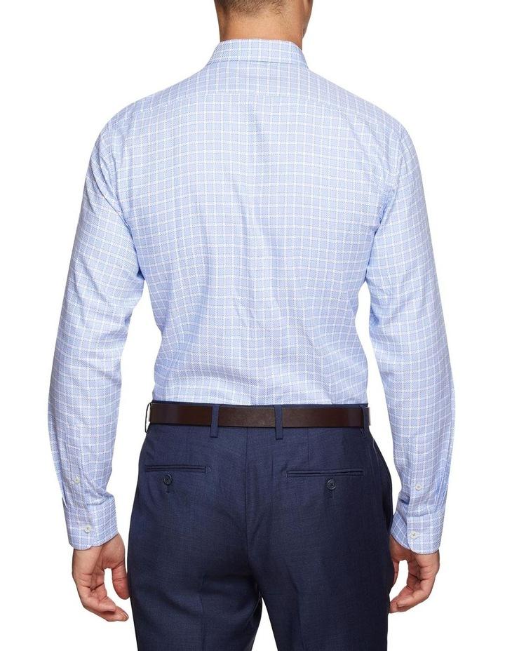 Islington Dobby Checked Shirt P image 3