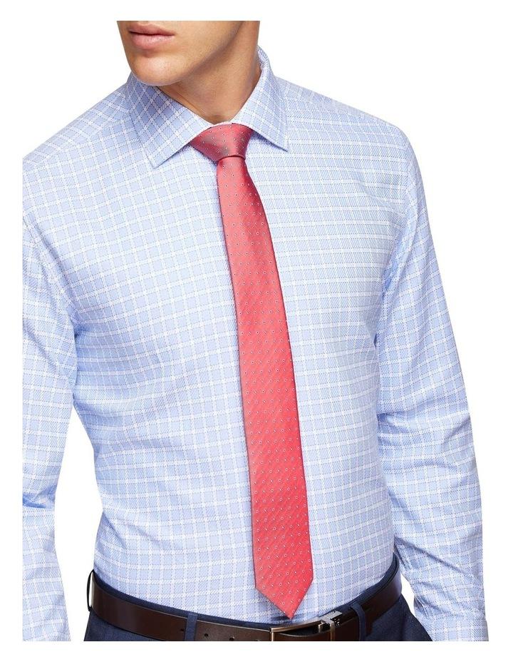Islington Dobby Checked Shirt P image 4