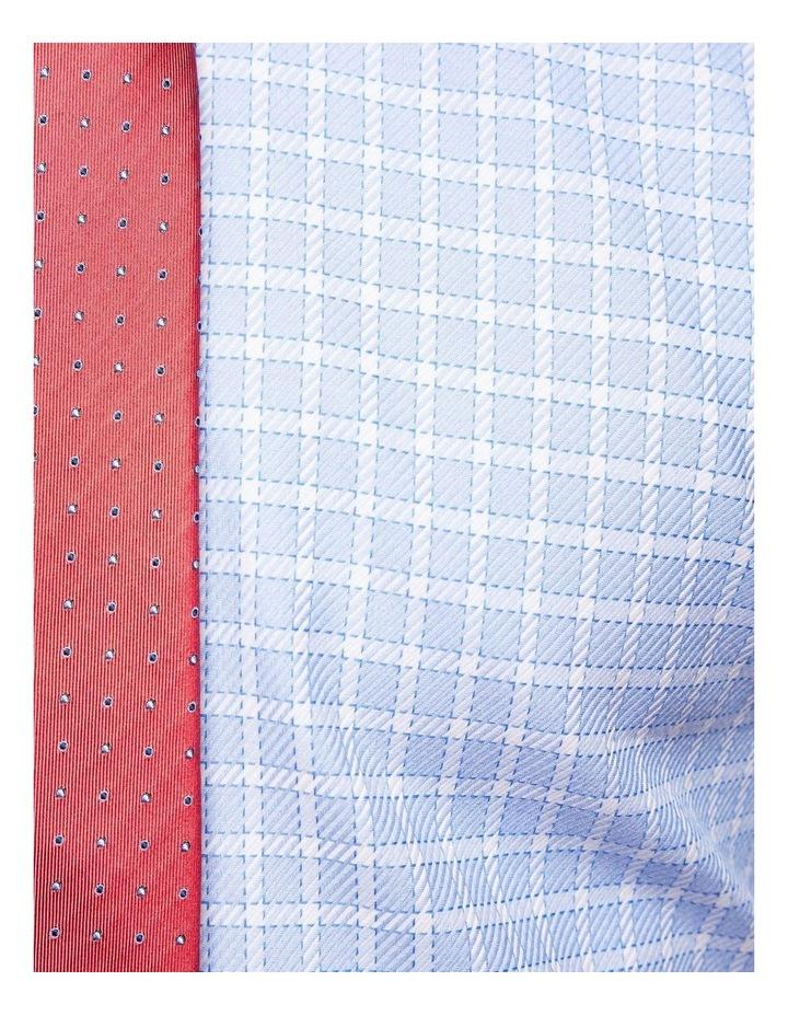 Islington Dobby Checked Shirt P image 6