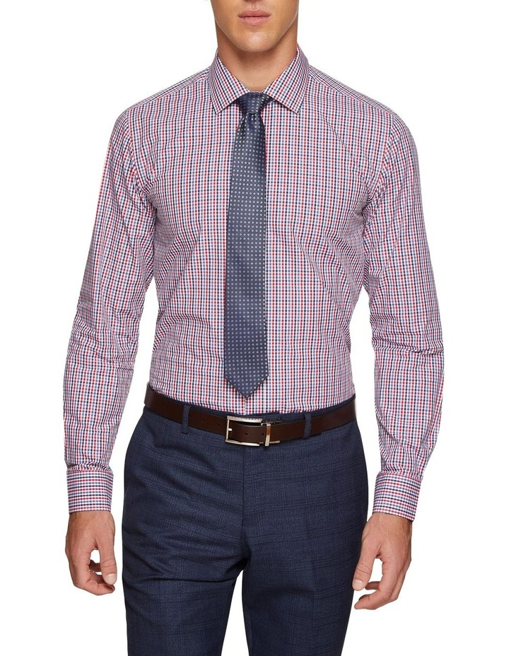 Beckton Dobby Checked Shirt image 1