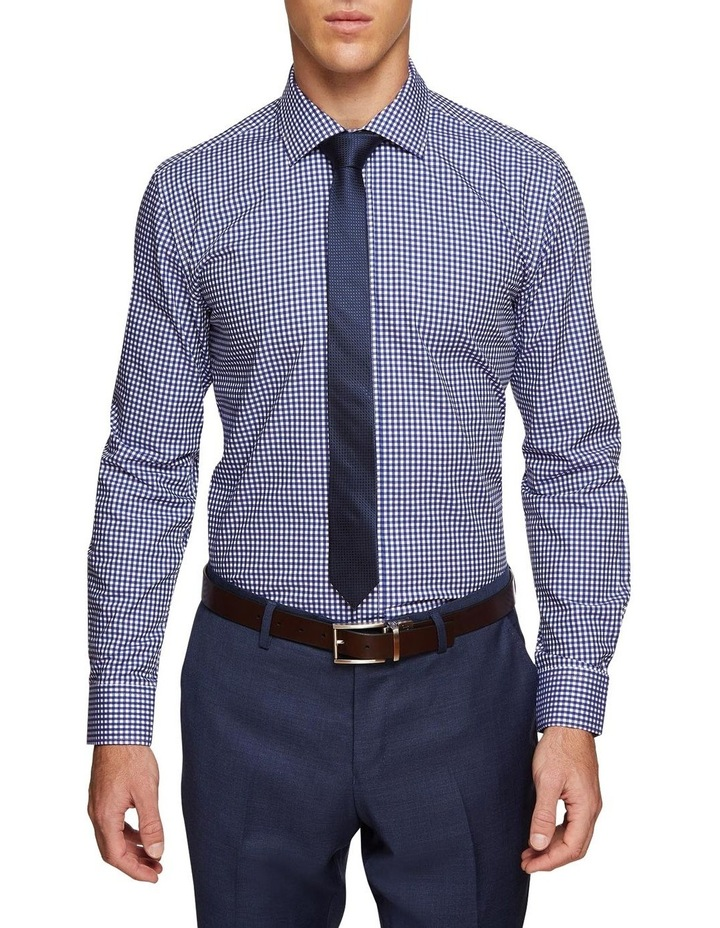 Islington Regular Fit Checked Shirt image 1