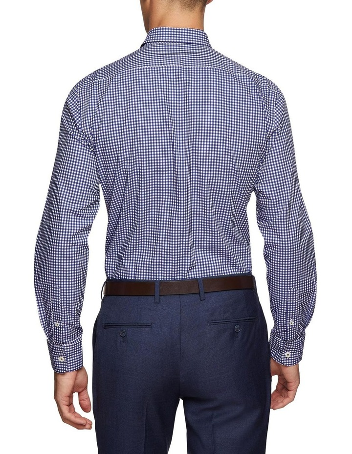 Islington Regular Fit Checked Shirt image 3