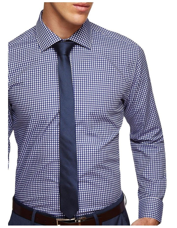 Islington Regular Fit Checked Shirt image 4