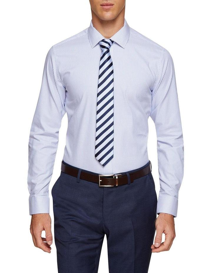 Beckton Dobby Striped Shirt P image 1