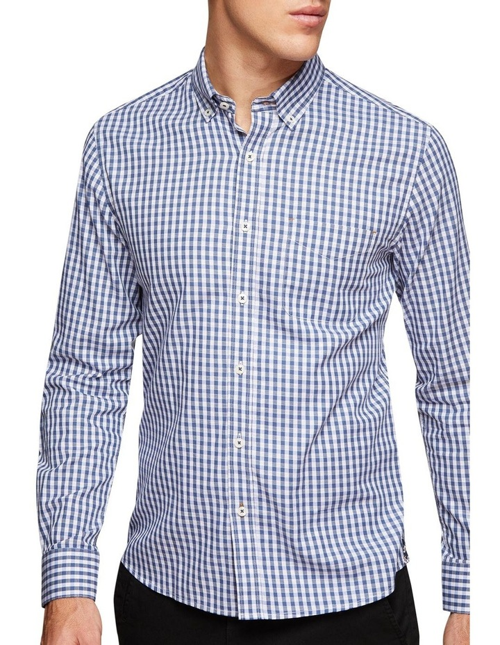 Stratton Checked Shirt image 4