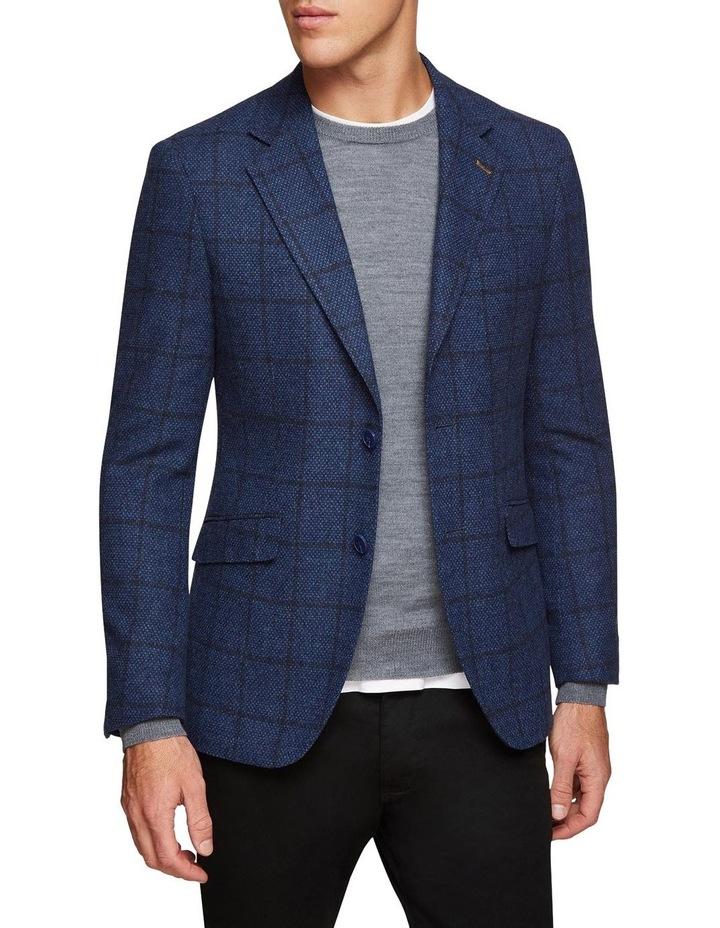 Blake Wool Blend Checked Blazer P image 1